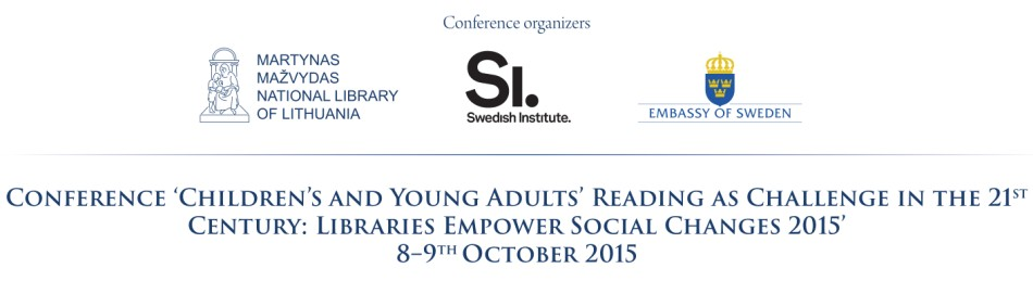 Conference 'Children's And Young Adults' Reading As Challenge In The 21st Century
